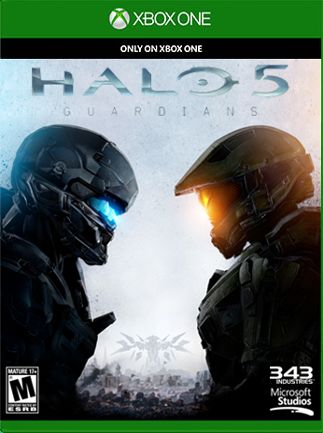 Halo 5: Guardians XBOX LIVE Key GLOBAL