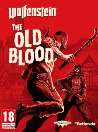 Wolfenstein: The Old Blood Steam Key GERMANY