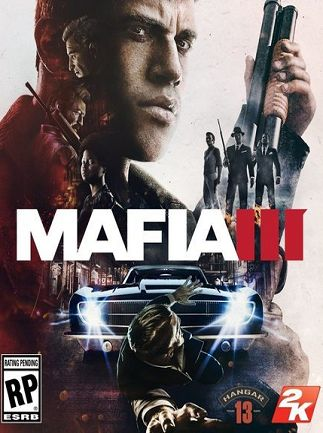 Mafia III Steam Key ASIA