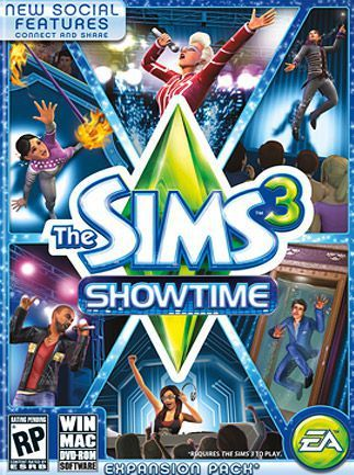 The Sims 3: Showtime Origin Key GLOBAL