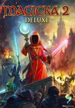 Magicka 2 Digital Deluxe Steam Key GLOBAL