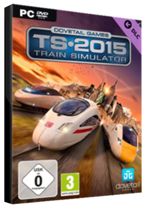 Train Simulator: Liverpool Manchester Route Key Steam GLOBAL