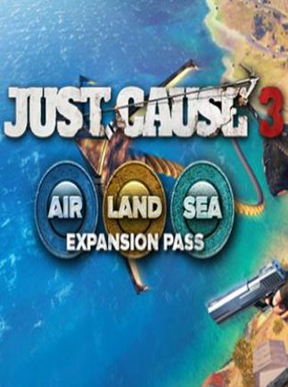 Just Cause 3 : Air, Land & Sea Expansion Pass Key Steam GLOBAL