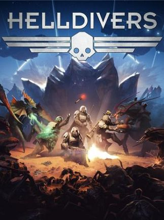 HELLDIVERS A New Hell Edition Steam Key GLOBAL