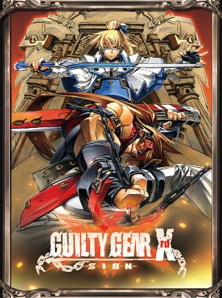 GUILTY GEAR Xrd -SIGN Steam Key GLOBAL