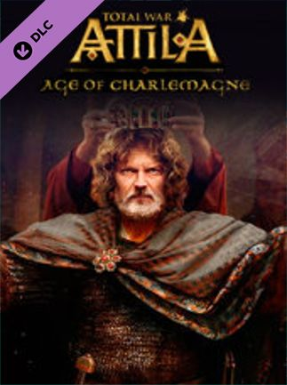 Total War: ATTILA - Age of Charlemagne Campaign Pack Key Steam GLOBAL