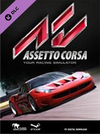 Assetto Corsa - Dream Pack 3 Steam Key GLOBAL