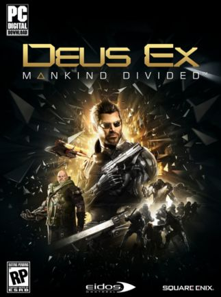 Deus Ex: Mankind Divided Steam Key ASIA