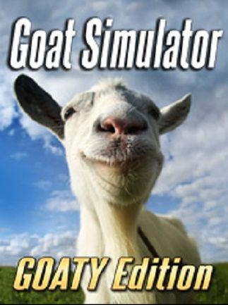 Goat Simulator: GOATY Steam Key GLOBAL