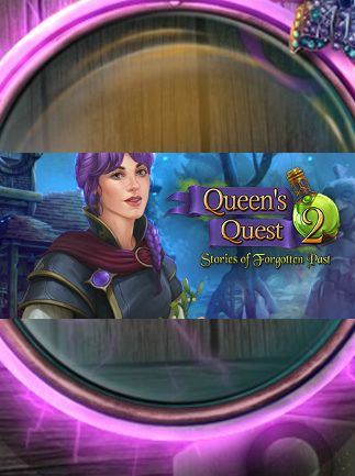 Queen's Quest 2: Stories of Forgotten Past Steam Key GLOBAL