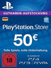 PlayStation Network Gift Card 50 EUR PSN GERMANY