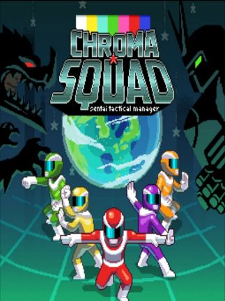 Chroma Squad Steam Key GLOBAL