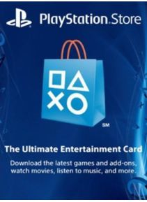 PlayStation Network Gift Card 50 EUR PSN ITALY