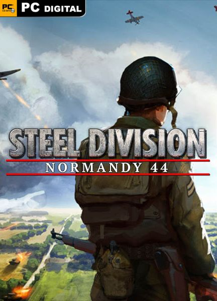 Steel Division: Normandy 44 Deluxe Edition Steam Key SOUTH KOREA