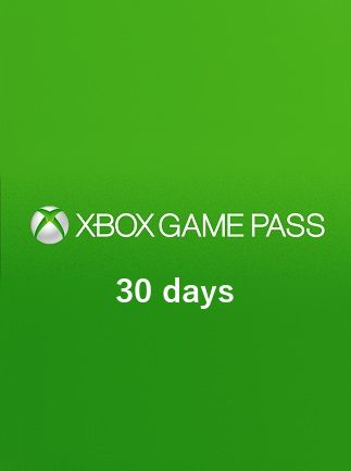 Xbox Game Pass for Xbox One 30 Days Trial GLOBAL
