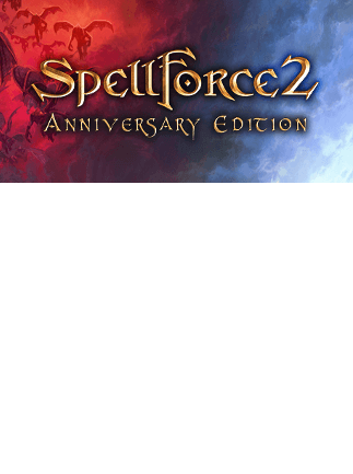 SpellForce 2 - Anniversary Edition Steam Key PC GLOBAL