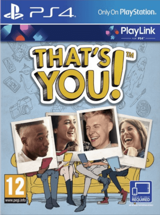 That's You! PSN Key PS4 EUROPE