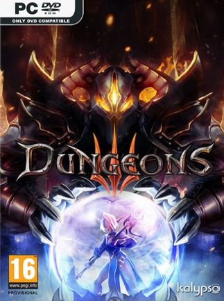 Dungeons 3 Steam Key PC EUROPE