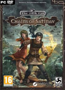 The Dark Eye: Chains of Satinav Steam Key GLOBAL