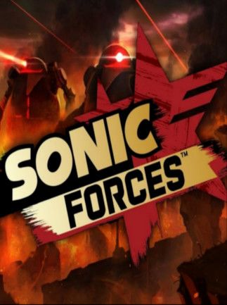 Sonic Forces Steam Key PC GLOBAL