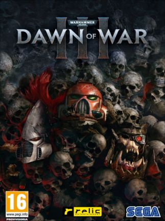 Warhammer 40,000: Dawn of War III Steam Key EUROPE