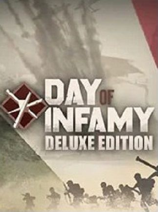 Day of Infamy Deluxe Edition Steam Key GLOBAL