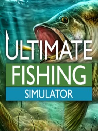 Ultimate Fishing Simulator Steam Key PC GLOBAL
