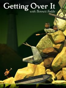 Getting Over It with Bennett Foddy Steam Key PC GLOBAL