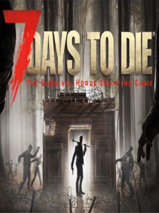 7 Days to Die Steam Key EUROPE