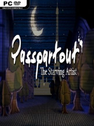 Passpartout: The Starving Artist Steam Key GLOBAL