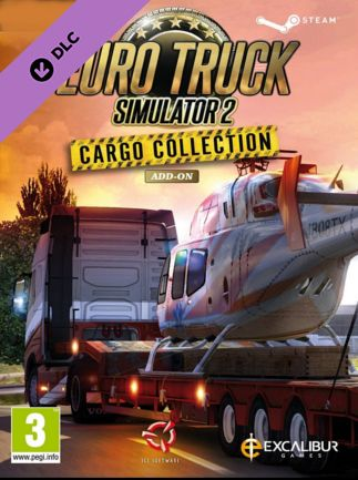 Euro Truck Simulator 2 Cargo Bundle Steam Key GLOBAL