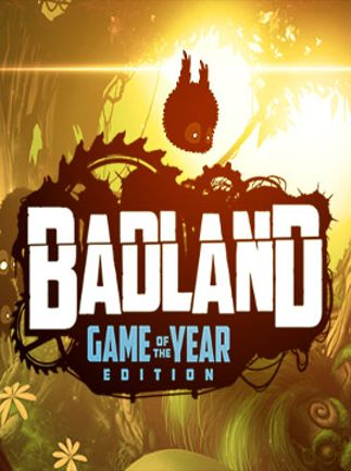 BADLAND: Game of the Year Deluxe Edition Steam Key GLOBAL