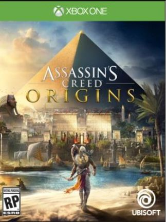 Assassin's Creed Origins XBOX LIVE Key Xbox One UNITED STATES