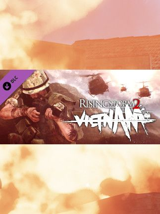Rising Storm 2: Vietnam - Personalized Touch Cosmetic DLC Steam Key GLOBAL