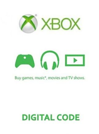 XBOX Live Gift Card 300 ARS XBOX LIVE Key ARGENTINA