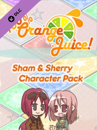 100% Orange Juice - Sham & Sherry Character Pack Steam Key GLOBAL