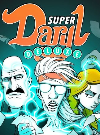 Super Daryl Deluxe Steam Key GLOBAL