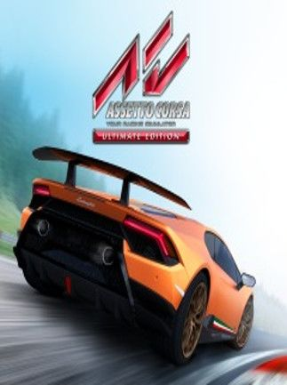 Assetto Corsa Ultimate Edition Steam Key ASIA