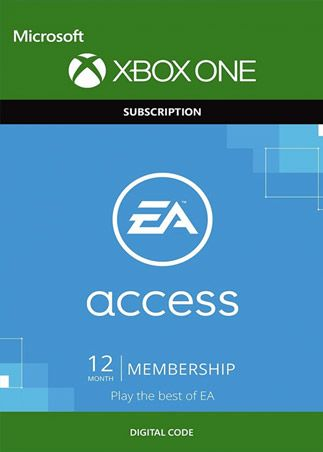 EA ACCESS 12 Months XBOX LIVE Key GLOBAL