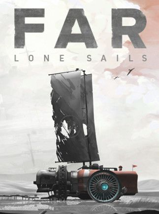 FAR: Lone Sails Steam Key GLOBAL