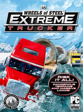18 Wheels of Steel: Extreme Trucker Steam Key GLOBAL