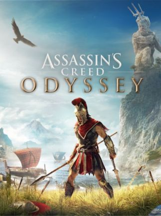 Assassin's Creed Odyssey Standard Edition Xbox One Key EUROPE