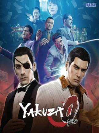 Yakuza 0 Steam Key EUROPE