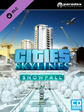 Cities: Skylines Snowfall Steam Key RU/CIS