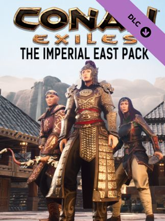 Conan Exiles - The Imperial East Pack Steam Key GLOBAL