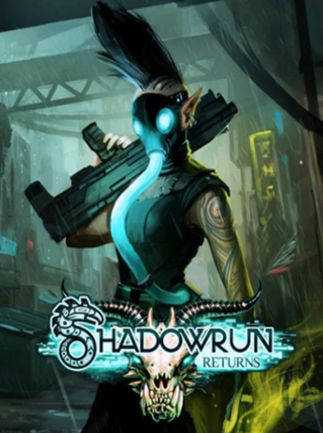 Shadowrun Returns Deluxe Steam Key GLOBAL