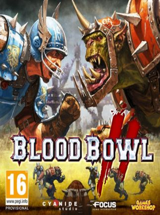 Blood Bowl 2 - Legendary Edition Steam Key PC GLOBAL