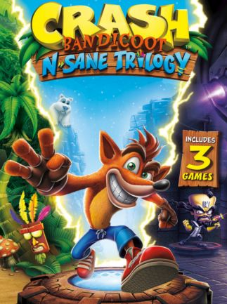 Crash Bandicoot N. Sane Trilogy Steam Gift GLOBAL