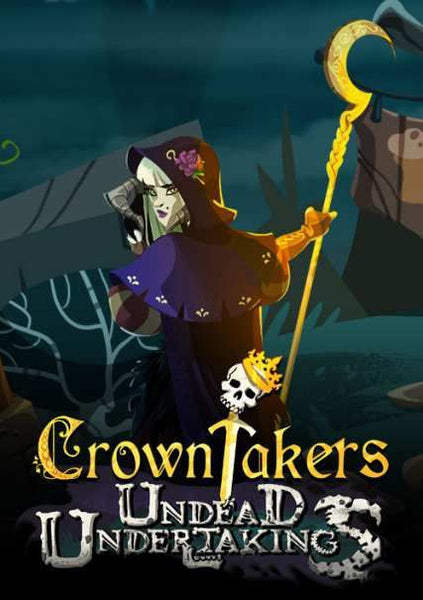 Crowntakers - Undead Undertakings Steam Key GLOBAL