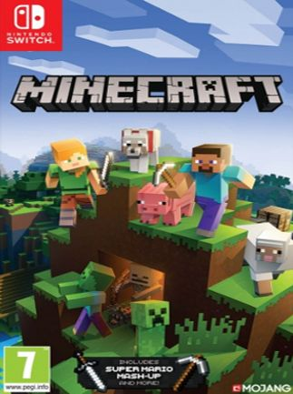 Minecraft Nintendo Key Nintendo Switch UNITED STATES
